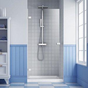 Porte de douche en alcove Goccio par Zitta