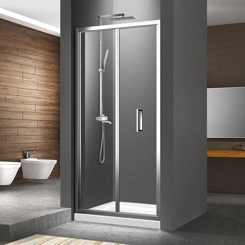 Porte de douche en alcove Nauha par Zitta