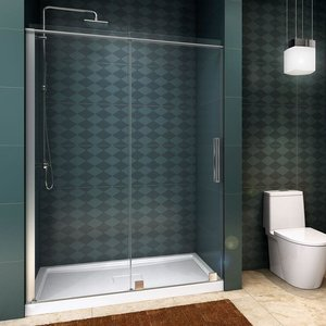 ZITTA Porte de douche en alcove Quadro par Zitta