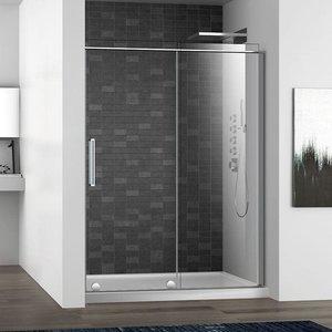 Porte de douche en alcove Slim par Zitta