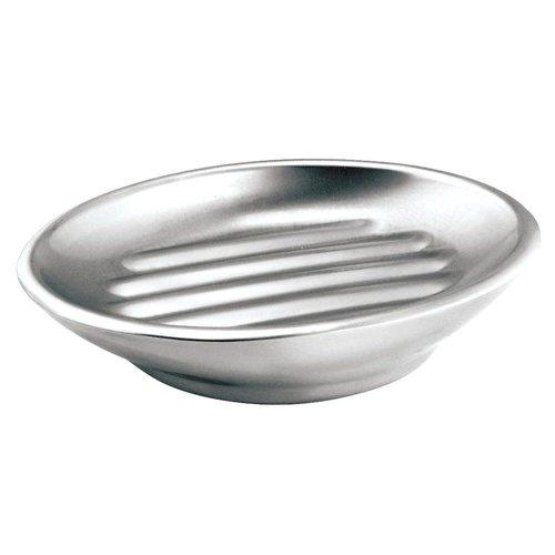 Porte-savon en acier inoxydable Forma par Interdesign