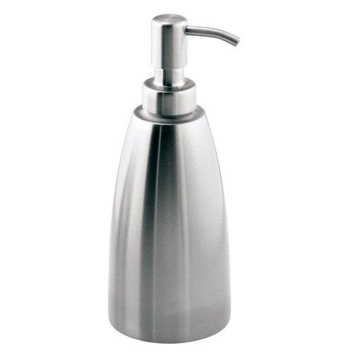 Pompe à savon en acier inoxydable Forma par Interdesign