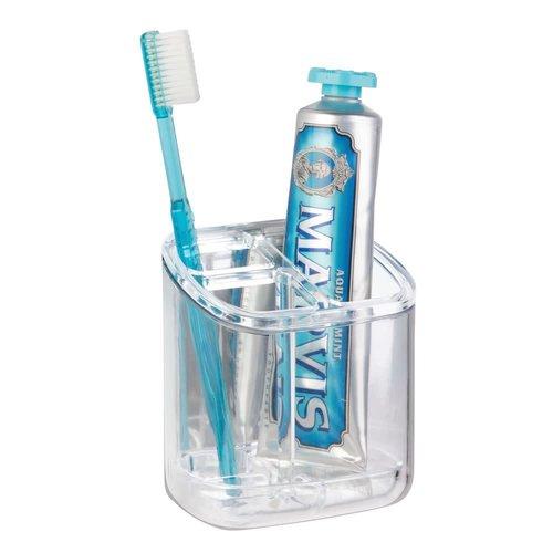 Porte-brosse à dents autocollant Affixx par Interdesign