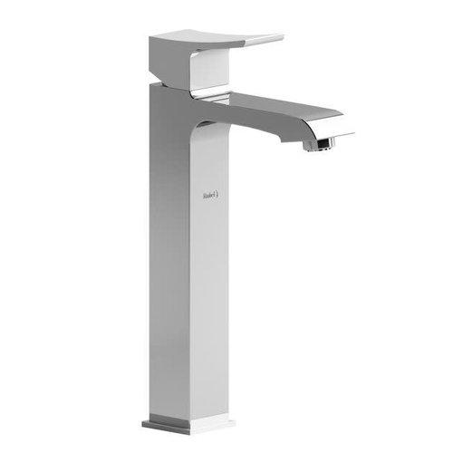 Robinet de lavabo monotrou chrome haut Zendo par Riobel