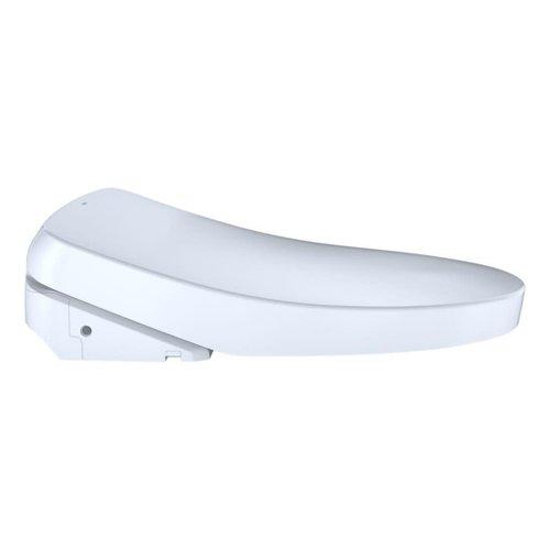 Siège de toilette allongé avec bidet intégré Washlet+ S500e par Toto