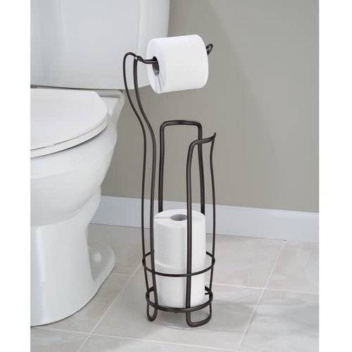 Support à papier de toilette bronze Axis Plus