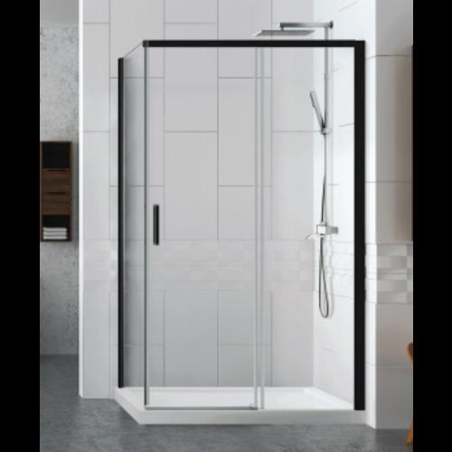 Porte de douche en alcove Versa par Zitta
