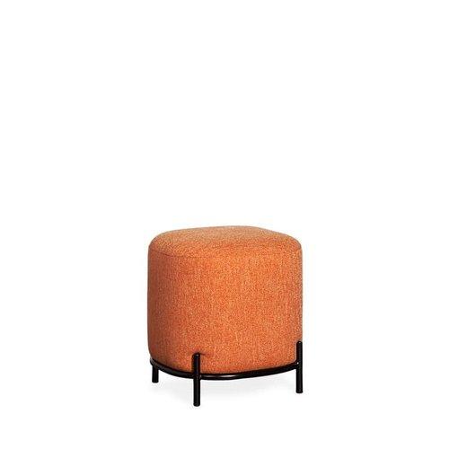 TORRE&TAGUS Banc simple orange avec pied noir