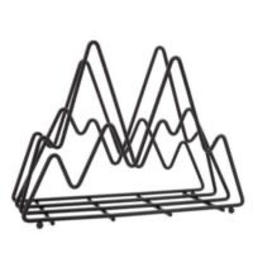 TORRE&TAGUS Porte magasine Mountain noir mat