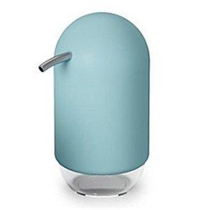 Pompe à savon bleu océan Touch par Umbra