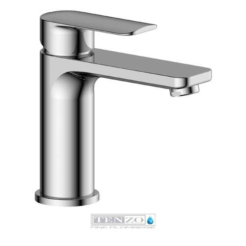 TENZO ROBINET DE LAVABO DELANO MONO CHROME (sans drain)
