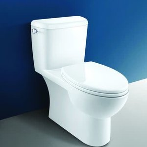 CAROMA Toilette Sydney Smart II allongé blanche