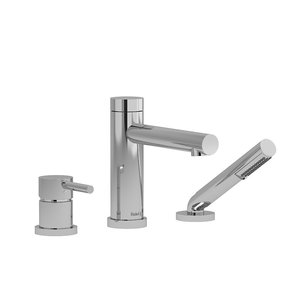 Riobel Robinet de bain Riobel chrome de la collection GS