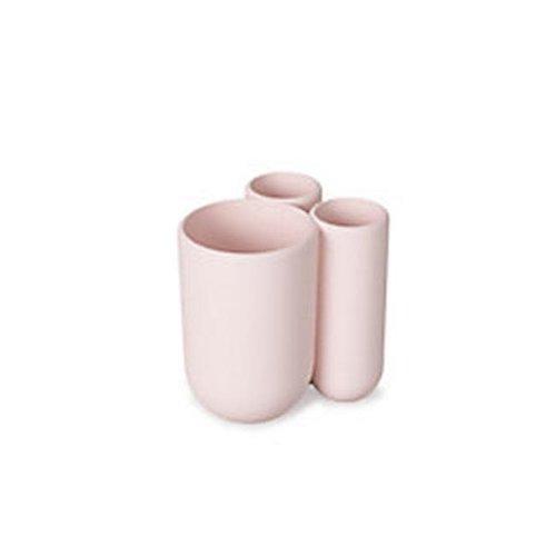UMBRA Porte brosse à dent touch rose pâle