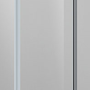 ZITTA Panneau de Retour 32'' Bellini chrome  par Zitta