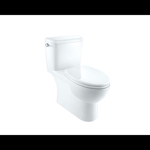 CAROMA Toilette Sydney Smart II allongé blanche par CAROMA