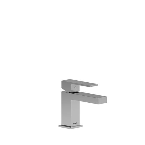 Riobel Robinet de lavabo monotrou chrome KUBIK sans drain par RIOBEL