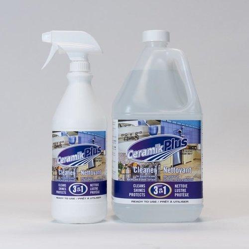 SI-MART Produit Nettoyant Ceramik Plus