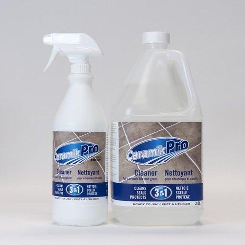 SI-MART Produit Nettoyant Ceramik Pro