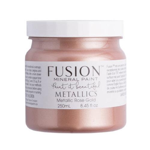 Peinture minérale métallique Fusion