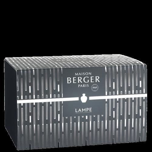 Coffret Lampe Berger Amphora noire + Lait de figue - 250ml (8.5oz)