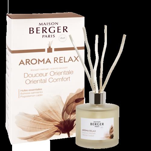 Bouquet parfumé Aroma Relax – Douceur orientale