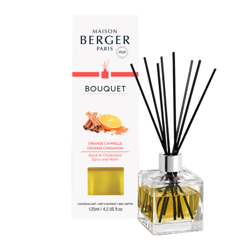 Bouquet parfumé Orange de Cannelle