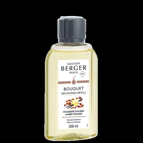 Recharge Bouquet Poussière d'Ambre - 200 ml