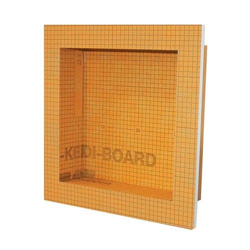 SCHLUTER Niche de douche Kerdi-Board 12x12