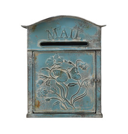 Tin Mail Box