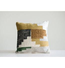 Handwoven Pillow