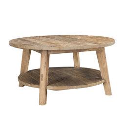 Hamilton Reclaimed Elm Coffee Table