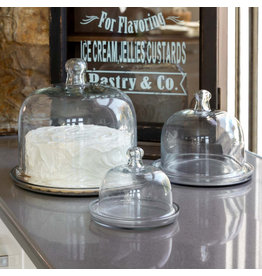Cake and Pastry Domes (Set of 3)