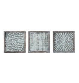 Handmade Paper Art (Set of 3)