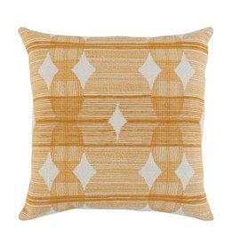 Zane Pillow - Gold (Set of 2)