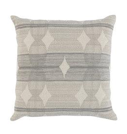Zane Pillow - Gray (Set of 2)