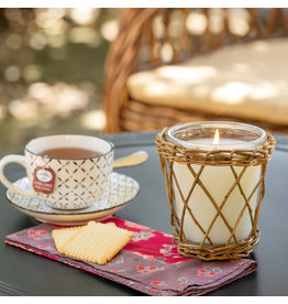 (W) Afternoon Tea Willow Candle