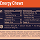 GU Energy GU Energy Chew Packet