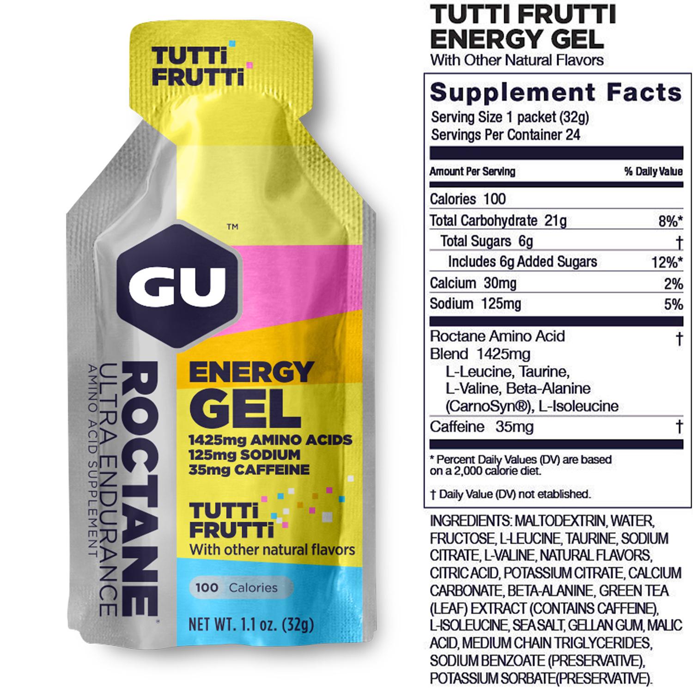 GU Energy Roctane Gel Packet