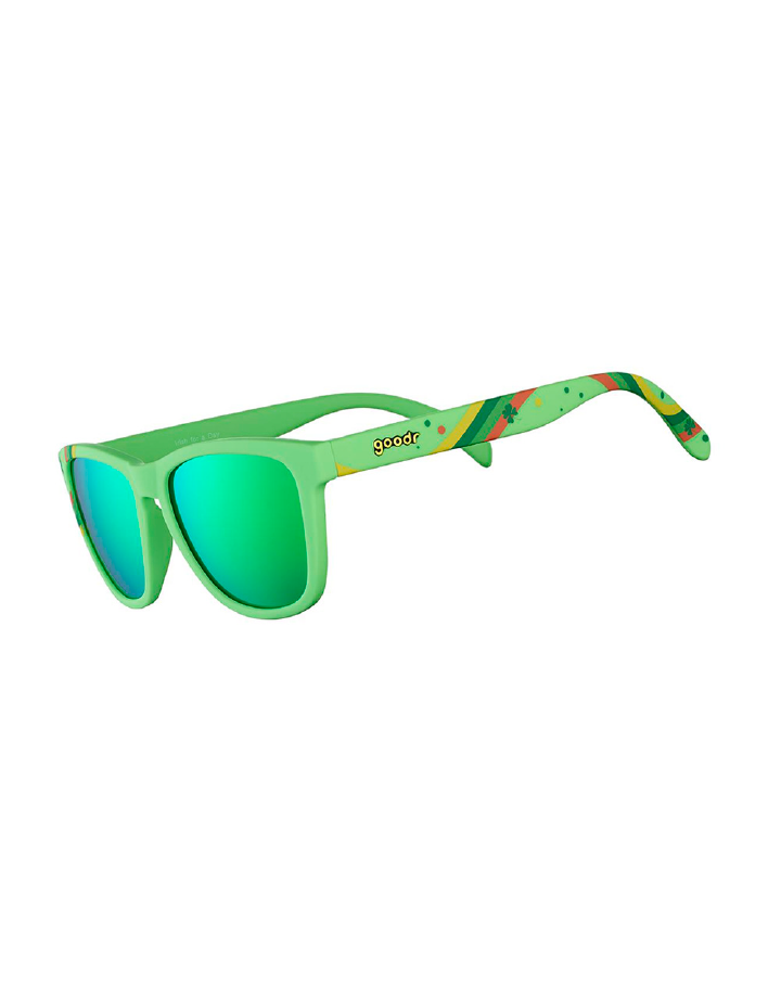 goodr OG goodr Sunglasses - Irish for a Day