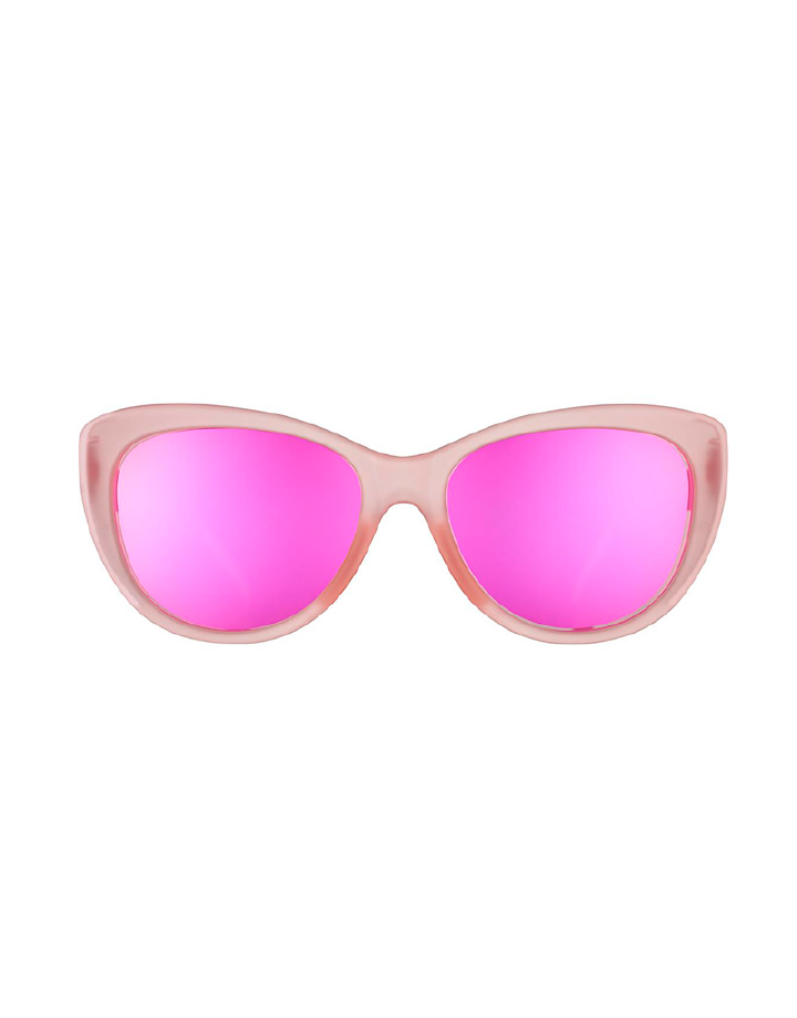 goodr Runway goodr Sunglasses - Rose before Brose