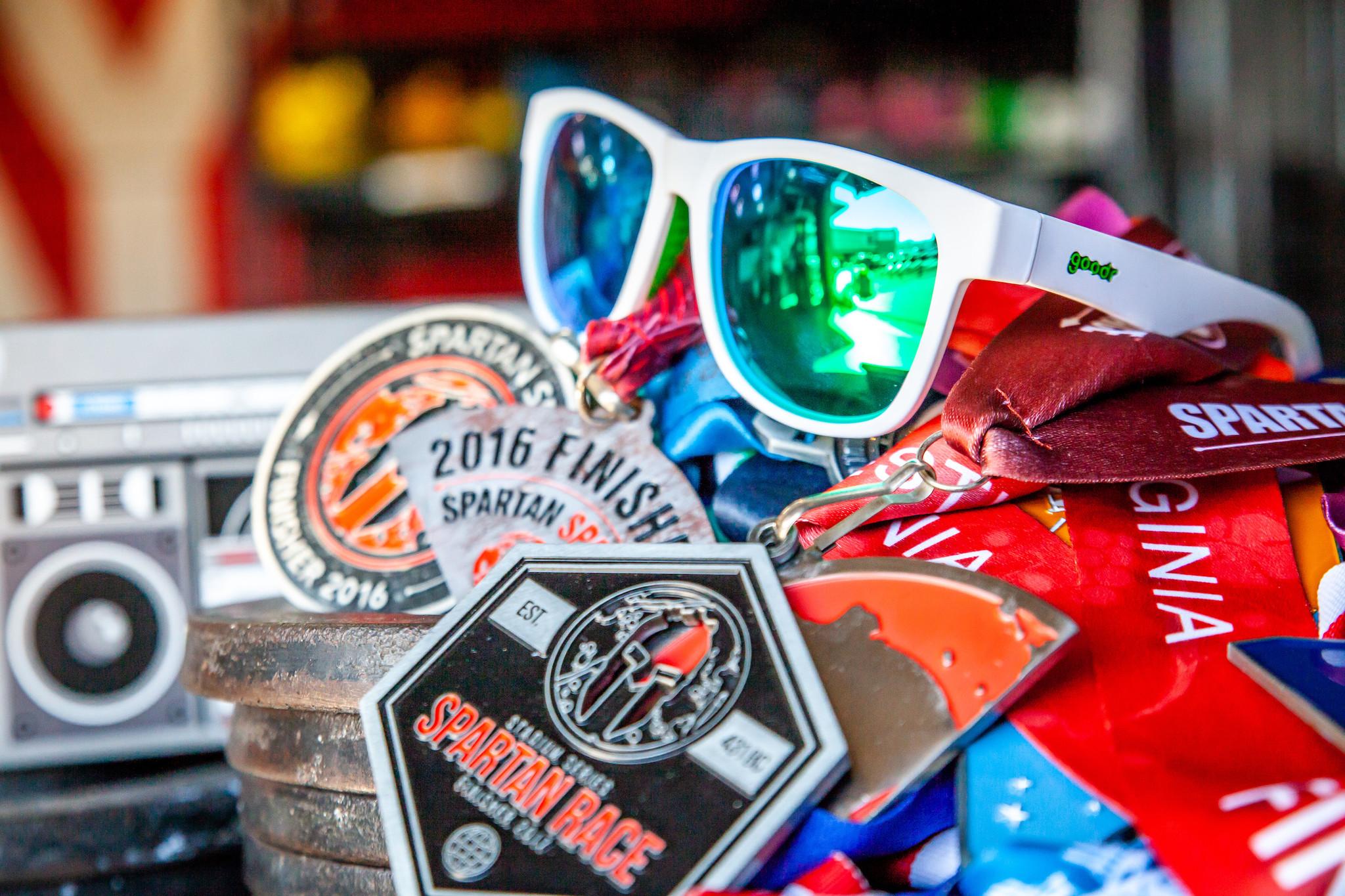 goodr BFG goodr Sunglasses - Gangster AMRAPer