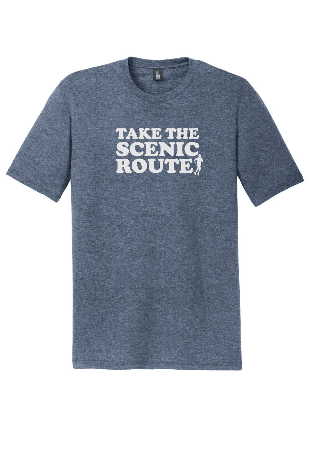 Mad Dash Creations Take the Scenic Route T-shirt - Men