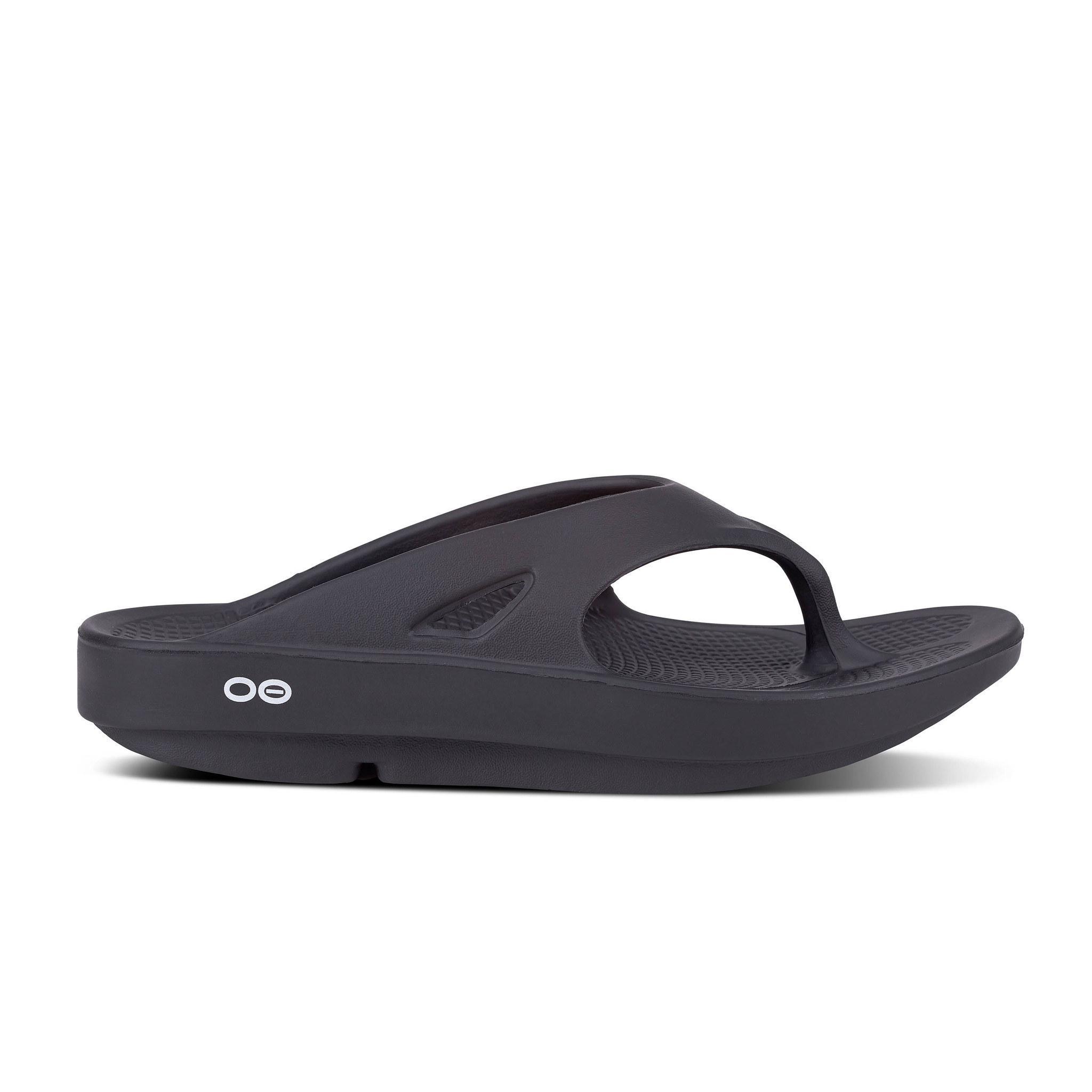 OOfos OOfos OOriginal Thong, Black
