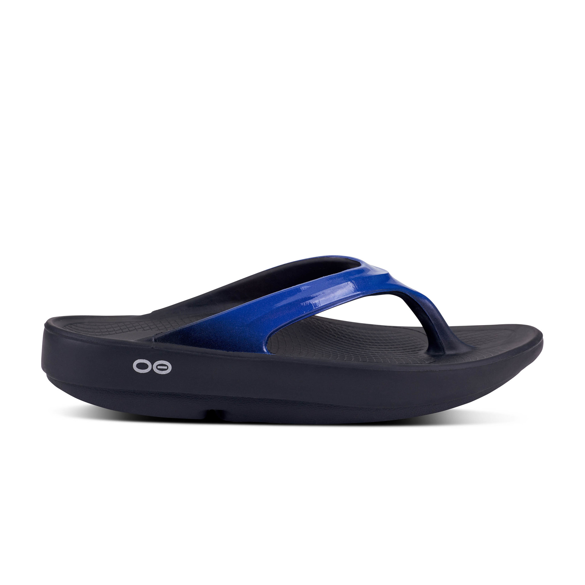 OOfos OOlala Thong, Jet Blue