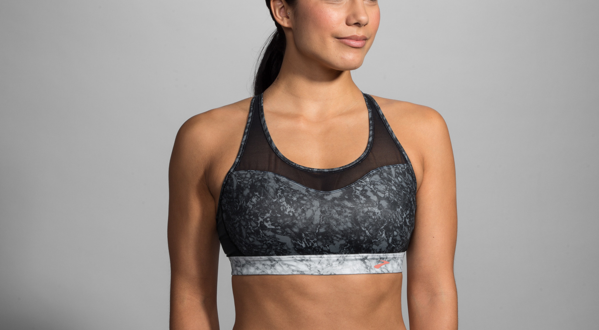 Brooks Brooks Fast Forward Crossback Bra