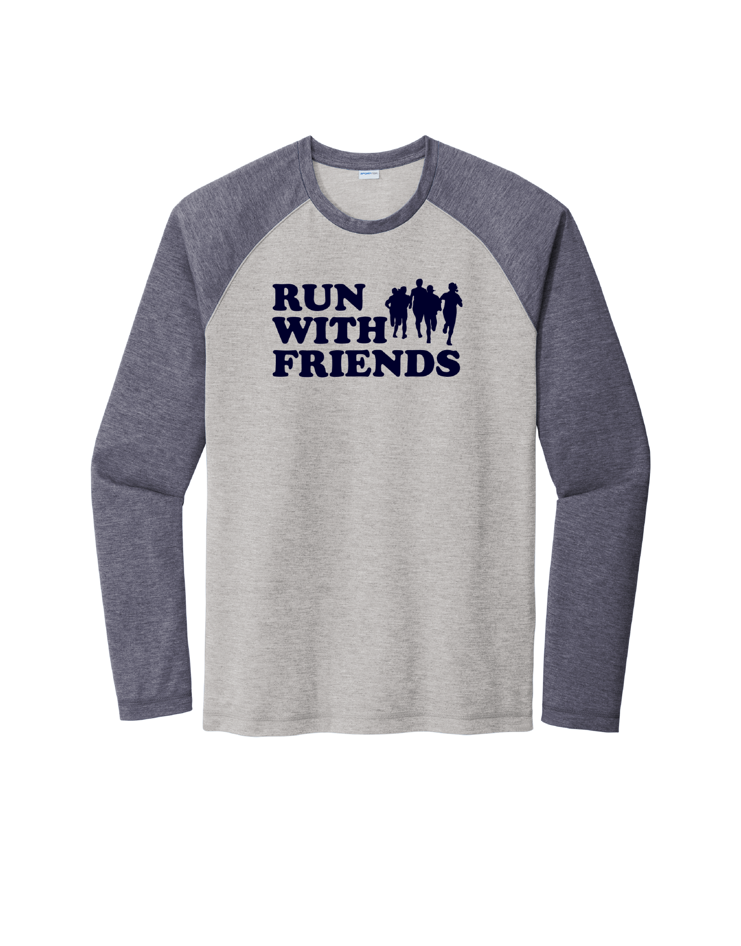 Run with Friends Long Sleeve - Men