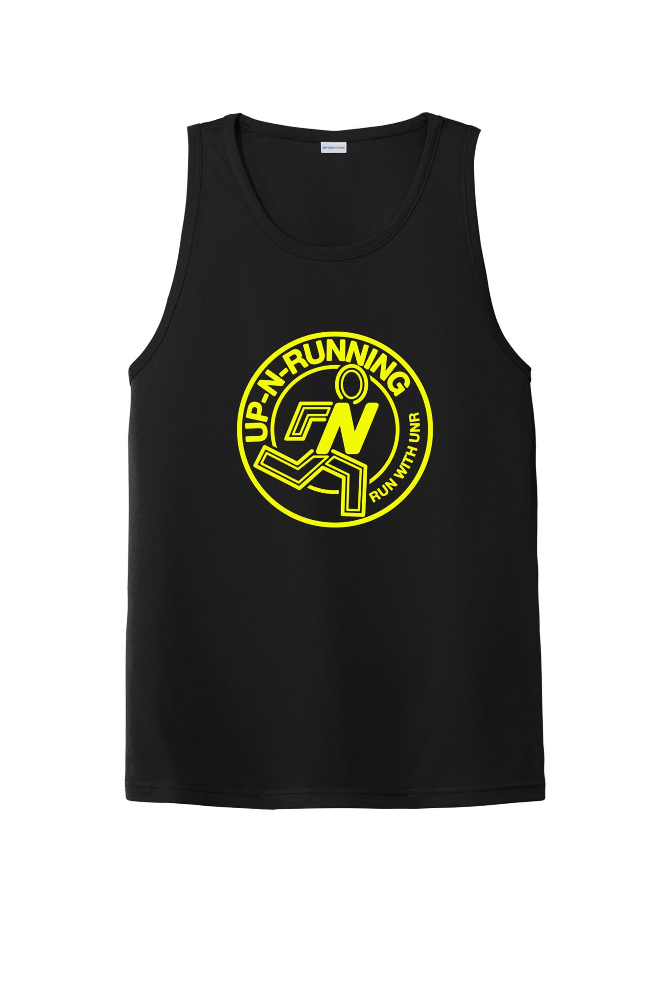 Up-N-Running Logo Singlet - Men