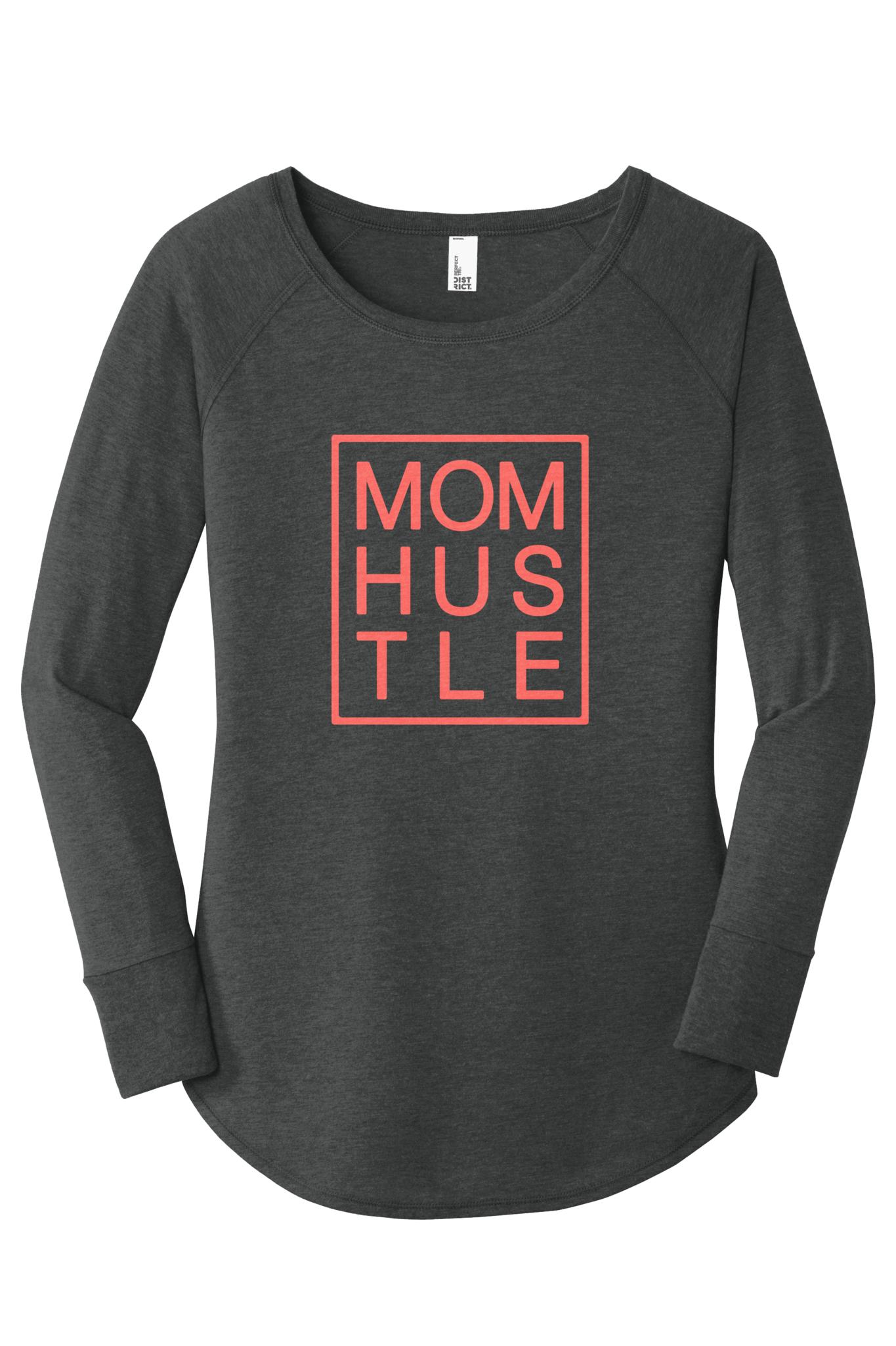 Mad Dash Creations Mom Hustle Tunic - Women