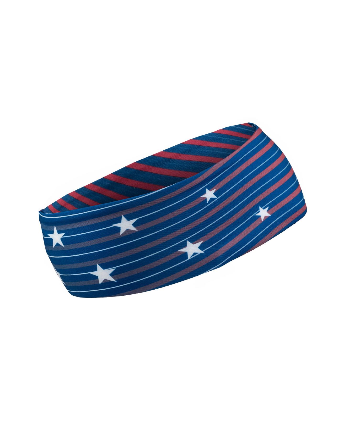 Mizuno Mizuno Patriotic Headband